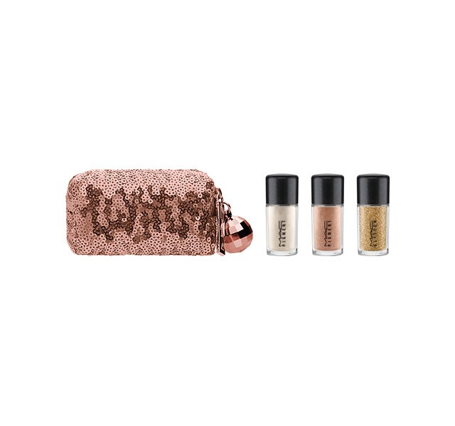 Snow Ball Pigment and Glitter Kit
